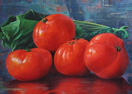 Ruben Franco Tomatoes