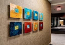 Square Installation 2
