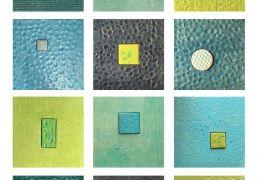 Cutouts Blue/Green